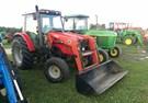 Tractor For Sale:  2005 Massey Ferguson 5460 , 90 HP