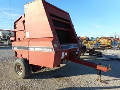 Baler-Round For Sale 1992 Case IH 8460