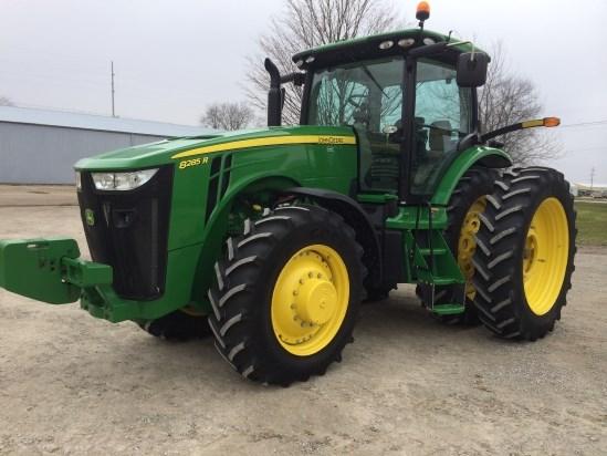 2013 John Deere 8285R Tractor For Sale