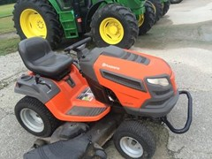 Riding Mower For Sale:  2010 Husqvarna LGT 2554 , 25 HP