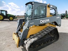 Skid Steer-Track For Sale 2010 John Deere 329D