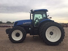 Tractor :  2012 New Holland T7.260