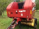 Baler-Round For Sale:  2010 New Holland BR740A