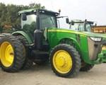 Tractor For Sale: 2012 John Deere 8260R, 260 HP