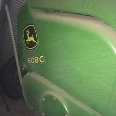 Header-Corn For Sale:  2012 John Deere 608C Stalkmaster