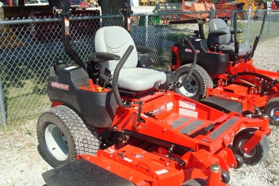 2012 Gravely 260 PRO RIDE Riding Mower For Sale