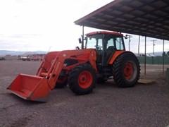 Tractor For Sale 2011 Kubota M126XDTC