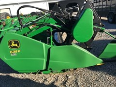 Header-Auger/Flex For Sale 2012 John Deere 635FD