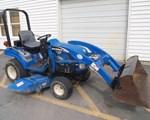 Tractor For Sale: 2004 New Holland TZ24DA, 24 HP