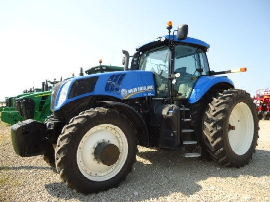 2011 New Holland T8.330 Tractor For Sale