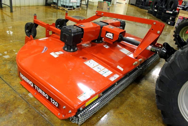 Rhino TR120 Rotary Cutter For Sale