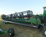 Header-Flex For Sale: 2013 John Deere 635F
