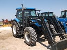 Tractor For Sale:  2005 New Holland TS115A , 95 HP