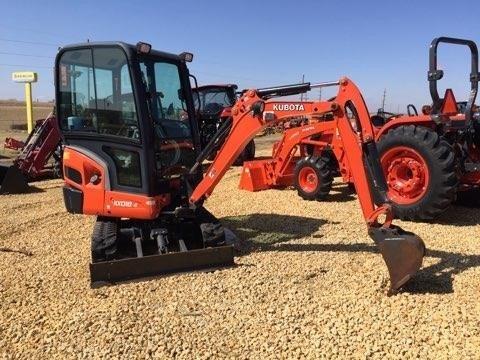 2013 Kubota KX018-4 Excavator-Mini For Sale