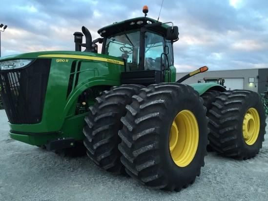 2013 John Deere 9510R Tractor For Sale