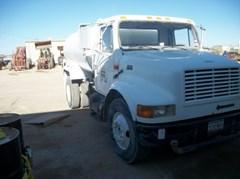 Water Truck  1999 International