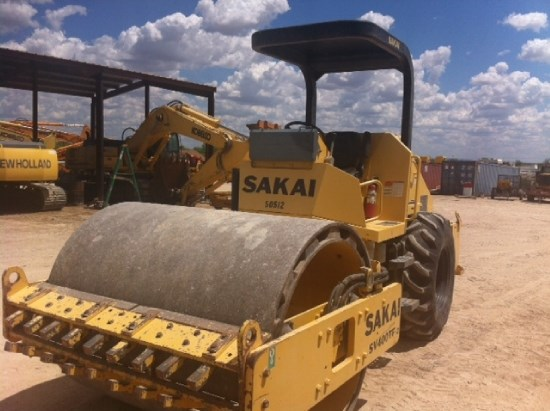 2008 Sakai SV400TF Rollers/Compactors