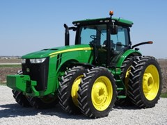 Tractor For Sale 2014 John Deere 8360R , 360 HP