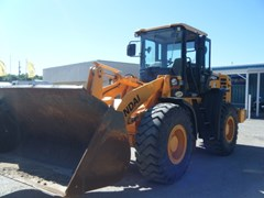 Wheel Loader  2012 Hyundai HL740-9