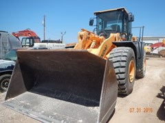 Wheel Loader  2012 Hyundai HL770-9