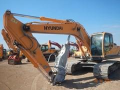 Excavator-Track  2012 Hyundai R210LC-9