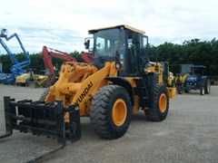 Wheel Loader  2012 Hyundai HL757-9