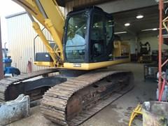 Excavator-Track  2013 Kobelco SK295