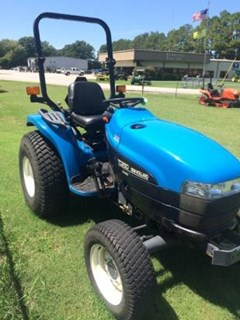 Tractor For Sale:  2003 New Holland TC25D , 25 HP