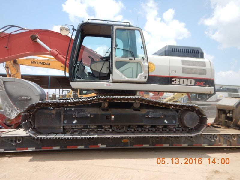 2012 Link Belt 300X3EX Excavator-Track