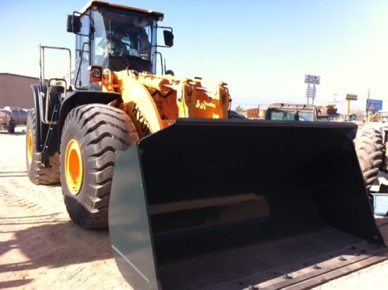 2013 Hyundai HL780-9 Wheel Loader