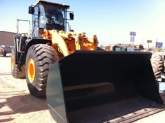 Wheel Loader  2013 Hyundai HL780-9