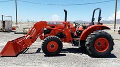 Tractor :  Kubota M8560HD