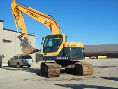Excavator-Track  2013 Hyundai ROBEX 235 LCR-9A