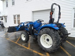 Tractor For Sale:  2008 New Holland T2320 , 45 HP