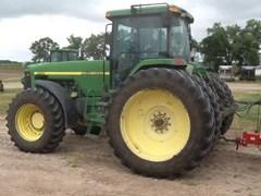Tractor For Sale:  1997 John Deere 8100 , 160 HP