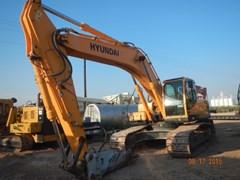 Excavator-Track  2013 Hyundai R290LC-9
