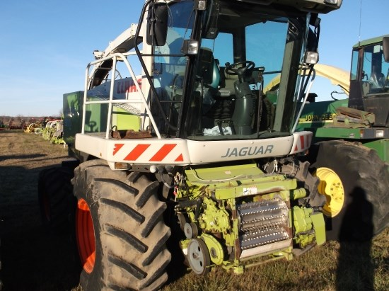 2003 Claas 900 Forage Harvester-Self Propelled For Sale
