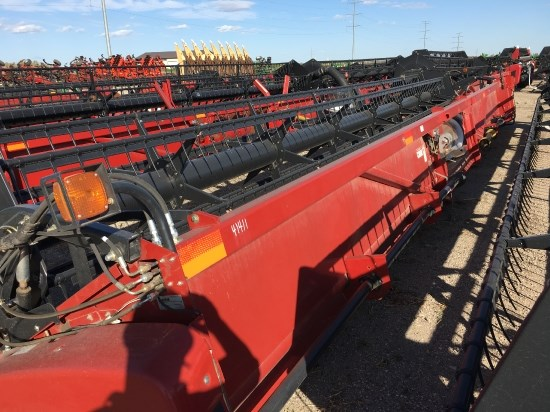 2008 Case IH 2020 35' Header-Auger/Flex For Sale