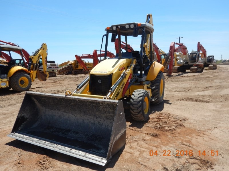 2013 New Holland B95C Loader Backhoe
