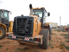 Wheel Loader  2013 Hyundai HL740-9