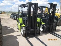 Lift Truck/Fork Lift-Industrial  2013 Clark  C25