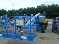 Boom Lift-Telescopic  2014 Genie S60