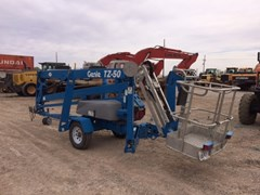 Boom Lift-Trailer Mounted  2014 Genie TZ-50