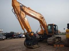 Excavator-Track  2014 Hyundai R330LC-9A