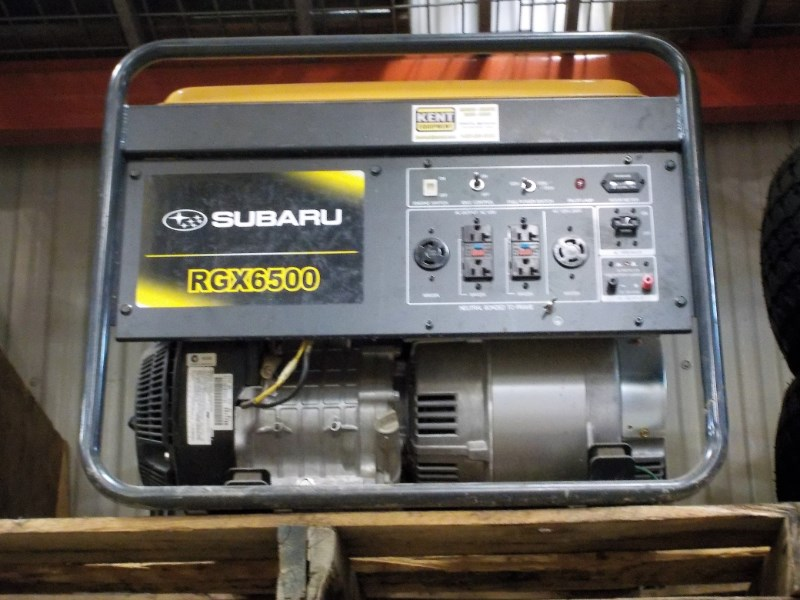 2012 Other 7500SUBARU Generator