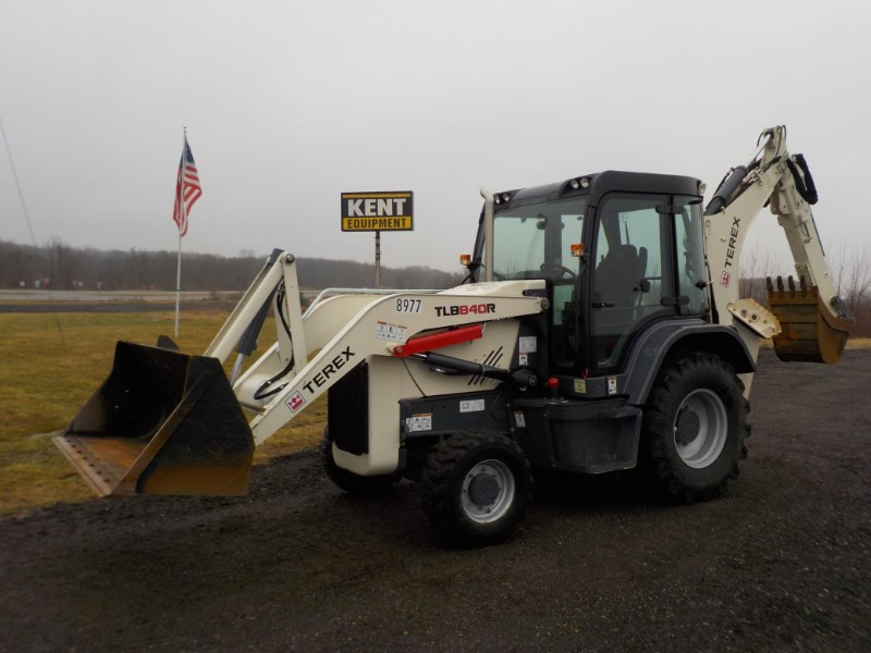 2015 Terex TLB840R Loader Backhoe