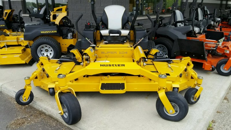 2015 Hustler 931733 Riding Mower For Sale