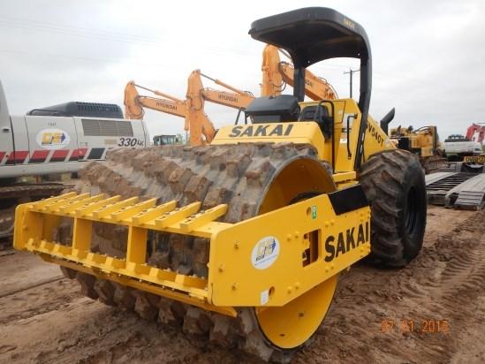 2014 Sakai SV540T Rollers/Compactors