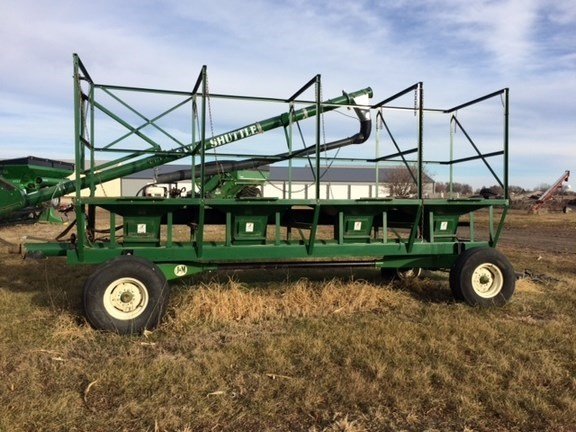 Seed Shuttle 4 Seed Tender For Sale