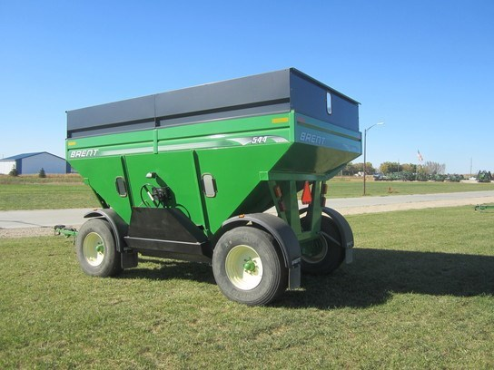 2012 Brent 544 Gravity Box For Sale